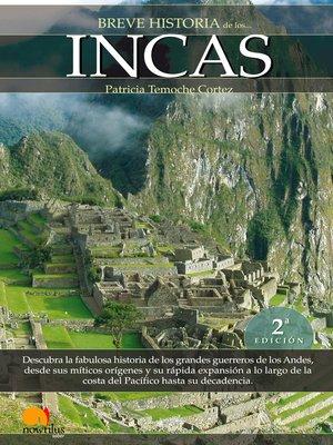 cover image of Breve Historia de los Incas