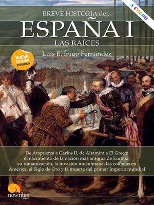 cover image of Breve historia de España I