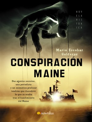 cover image of Conspiración Maine