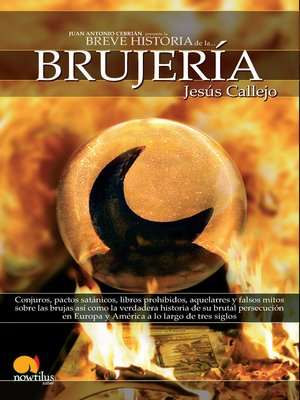 cover image of Breve Historia de la Brujería