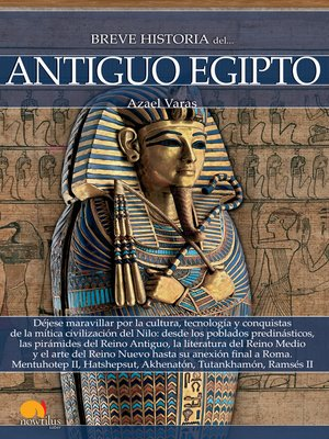 cover image of Breve historia del antiguo Egipto