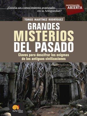 cover image of Grandes misterios del pasado