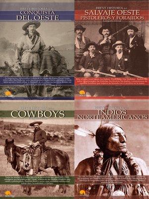 cover image of El salvaje oeste