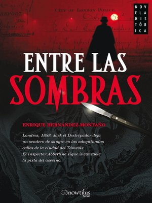cover image of Entre las sombras