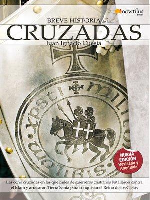 cover image of Breve historia de las cruzadas