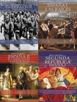 cover image of Historia de España