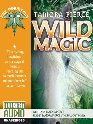 cover image of Wild Magic