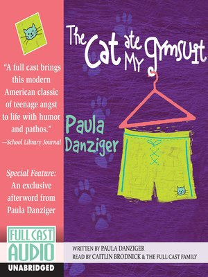 cover image of The Cat Ate My Gymsuit