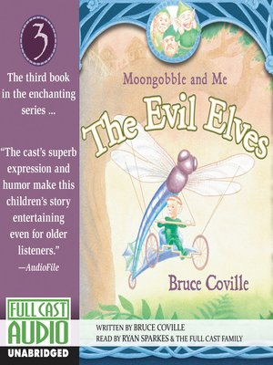 cover image of The Evil Elves