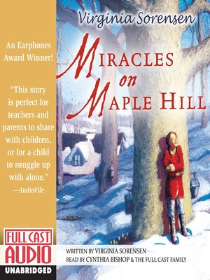 cover image of Miracles on Maple Hill