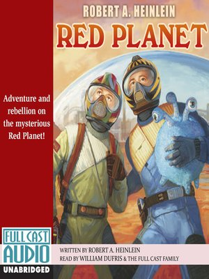 cover image of The Red Planet