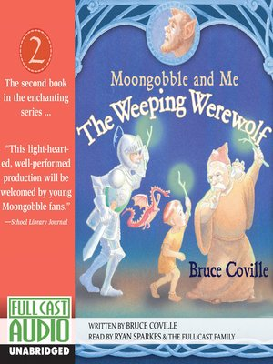 cover image of The Weeping Werewolf