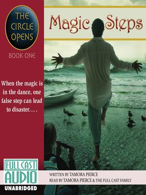 cover image of Magic Steps