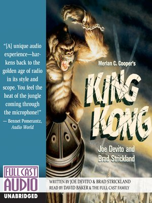 cover image of Merian C. Cooper's King Kong