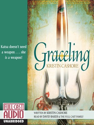 cover image of Graceling