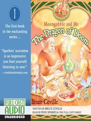 cover image of The Dragon of Doom