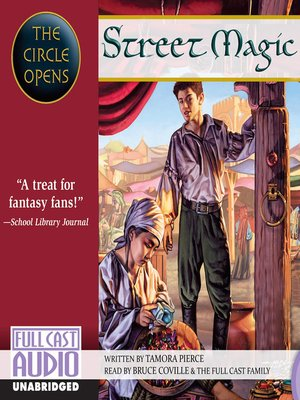 cover image of Street Magic
