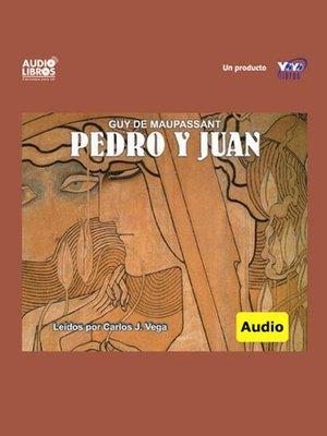 cover image of Pedro Y Juan