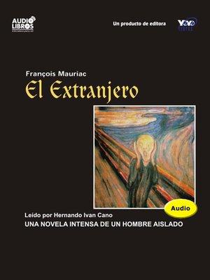 cover image of El Extranjero