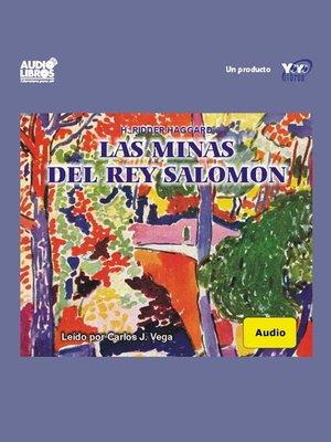 cover image of Las Minas Del Rey Salomón