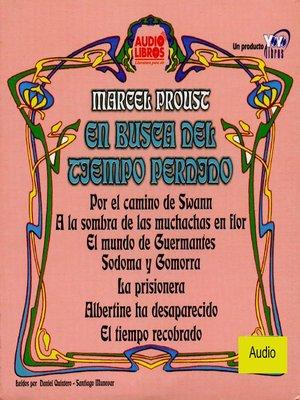 cover image of En Busca Del Tiempo Perdido