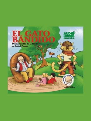 cover image of El Gato Bandido