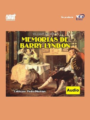 cover image of Memorias De Barry Lyndon