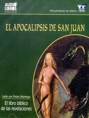 cover image of El Apocalípsis De San Juan