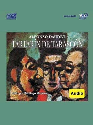 cover image of Tartarín De Tarascón