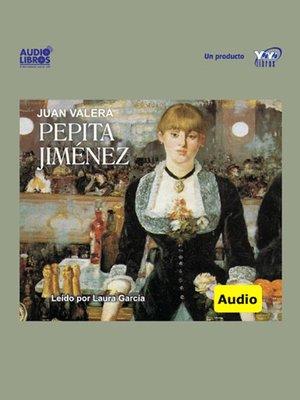 cover image of Pepita Jiménez