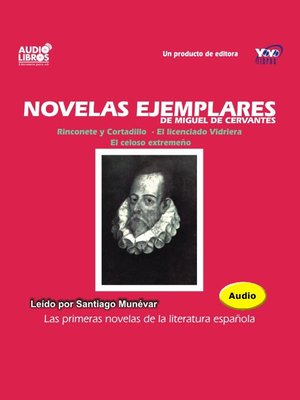 cover image of Novelas Ejemplares