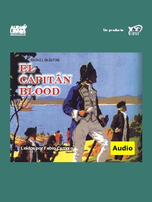 cover image of El Capitán Blood