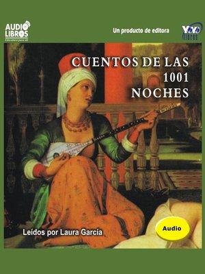 cover image of Cuentos De Las Mil Y Una Noches