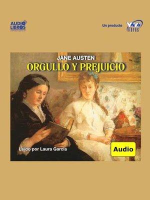 cover image of Orgullo Y Prejuicio