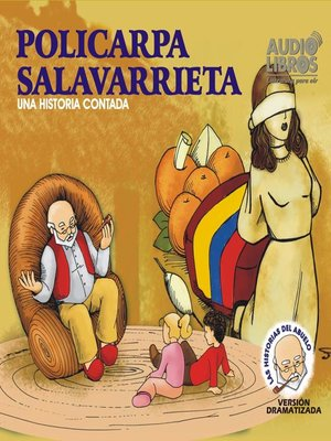 cover image of Policarpa Salavarrieta