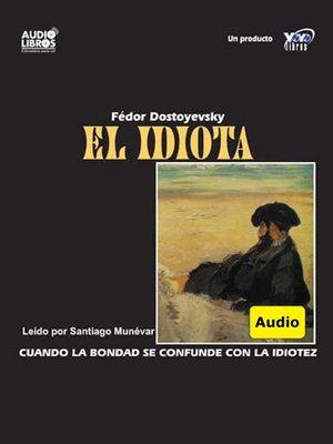 cover image of El Idiota