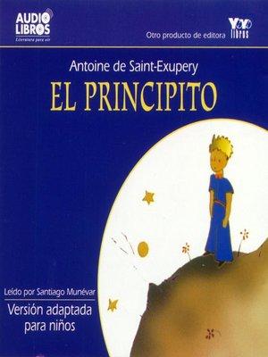 cover image of El Principito / Versión Adaptada Para Niños