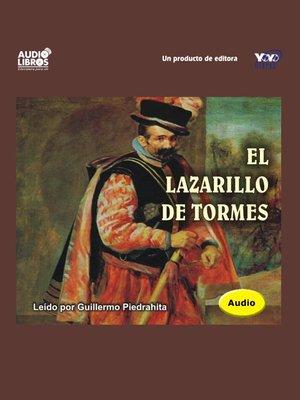 cover image of El Lazarillo De Tormes