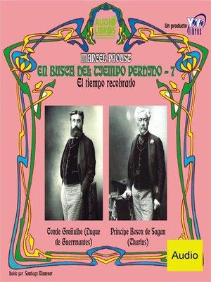 cover image of El Tiempo Recobrado