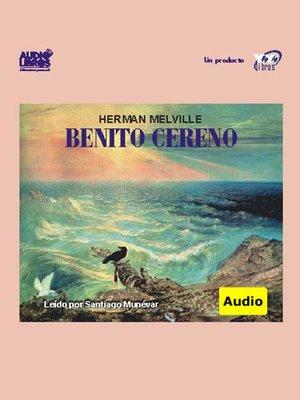 cover image of Benito Cereno