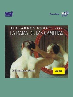 cover image of La Dama De Las Camelias