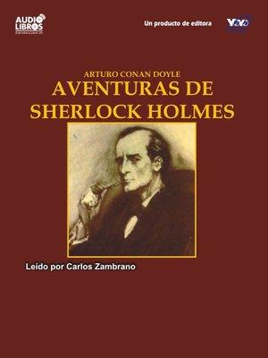 cover image of Aventuras De Sherlock Holmes