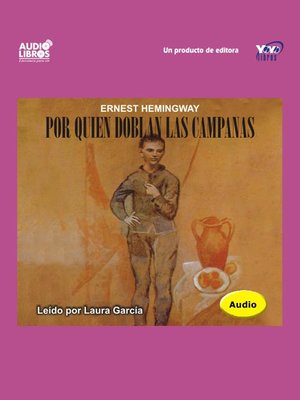 cover image of Por Quién Doblan Las Campanas