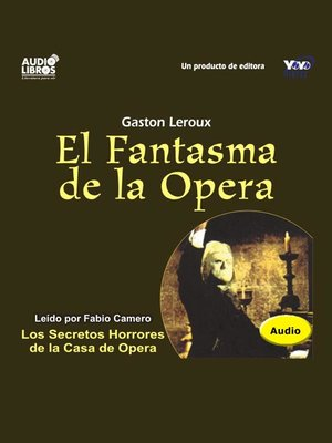 cover image of El Fantasma De La Opera