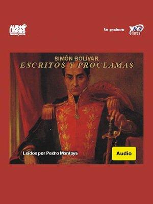 cover image of Escritos Y Proclamas