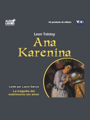 cover image of Ana Karenina