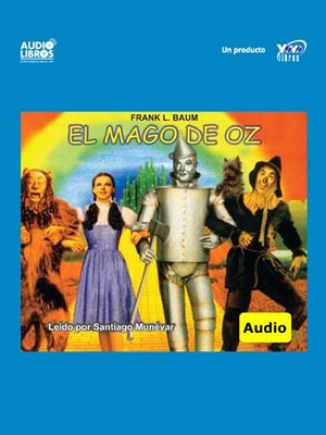 cover image of El Mago De Oz