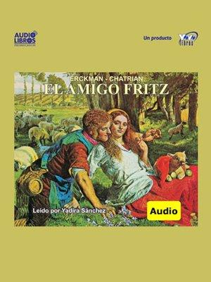 cover image of El Amigo Fritz