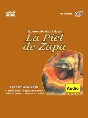cover image of La Piel De Zapa