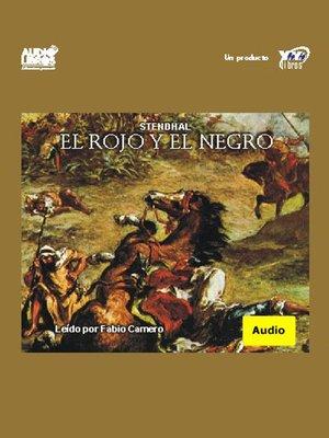 cover image of Rojo Y Negro